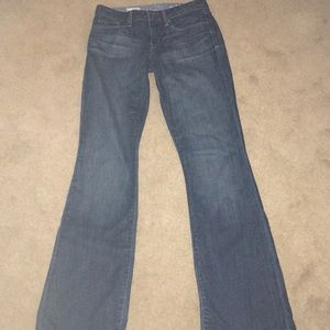 Gap Jeans size 4 sexy boot Euc